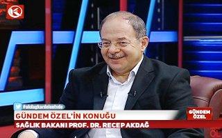 Bakan Akdağ'dan diyabet hastalarına müjde