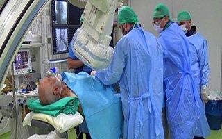 BEAH'ta 5 cm kesi ile kalp ameliyatı yapıldı