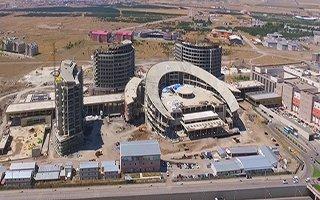 Erzurum Şehir Hastanesi Yeni Yılda Hizmette