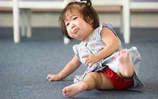 Çocuğunuzda aşırı sakarlık varsa dikkat!