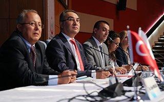 Sağlıkta Bölgesel Toplantı Erzurum'da