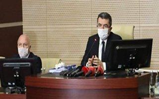 Vali Memiş virüsle mücadele kararlarını açıkladı