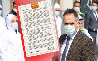 Başkan Uçar'dan vatandaşa mektupla korona önerisi