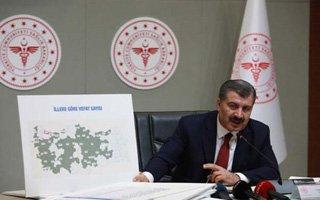 Erzurum'da Korona Virüs vaka sayısı belli oldu...
