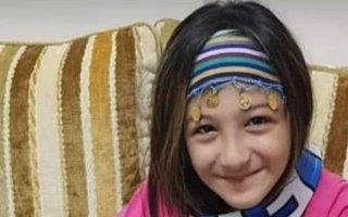 Erzurum virüs kurbanı Esranur'a ağlıyor