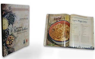 'Erzurum Mutfak Kültürü' Kitabı Çıktı