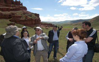 UNESCO Erzurum'da dünya mirası arıyor