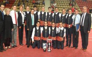 Üniversitenin bar ekibi Türkiye birincisi