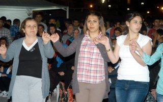 Ankara'da muhteşem gece