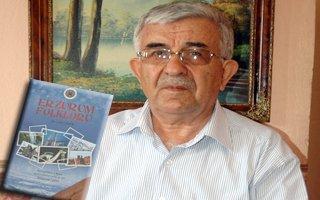 Erzurum forkloru kitabının 3. baskısı çıktı