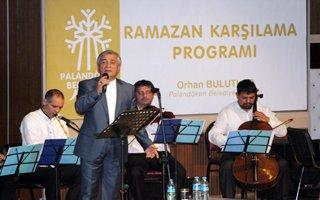 Palandöken Ramazan'ın ruhuna hitap ediyor