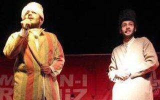 Festival havasında Ramazan etkinliği