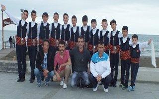 Palandöken'in Bar Ekibi Türkiye şampiyonu