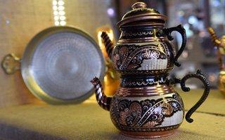 Erzurum bakırı satışa sunuldu