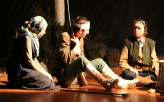 Kara Fatma Tiyatro Oyunu İle Tanıtıldı