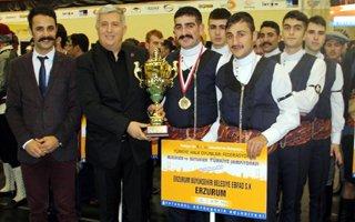 Büyükşehir Halk Oyunları Türkiye Birincisi