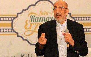 Dilipak Ramazan Müzakerelerine Konuk Oldu