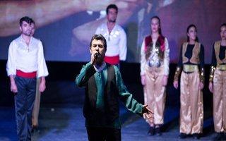 Şair Ahmet Coşkun'dan muhteşem gösteri