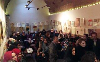 Erzurum yeni bir Kütüphaneye daha kavuştu