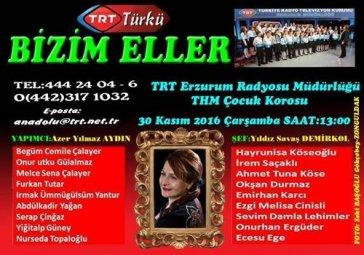 Erzurum'un altın çocukları yeniden canlı yayında