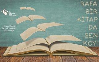 'Rafa Bir Kitap da Sen Koy' Projesi