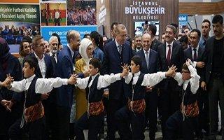 Gençlik Festivali'nde Erzurum Rüzgarı Esti
