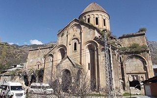 Öşvank kilisesi Nisan'da bakıma alınıyor