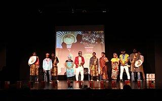Erzurum'da Afrika Günü kutlandı
