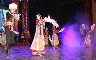Erzurum'da Türkmenistan Kültür Günleri Konseri