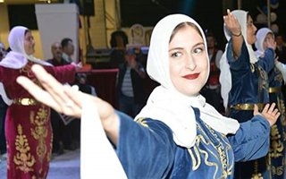 Ankara'da Erzurum günleri dolu dolu geçti...