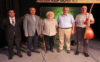 Erzurum Türkü şöleni yaşadı