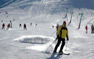Palandöken Kayak Merkezi yeni yıla hazır