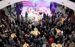 Erzurum'da Palerıum AVM hizmete girdi