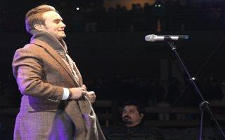 Mustafa Ceceli Dadaşları coşturdu