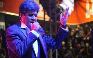 İbrahim Erkal'den muhteşem konser