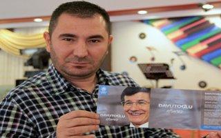 Erzurum'dan Davutoğlu'na seçim şarkısı