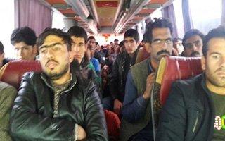 Erzurum'da 37 mülteci yakalandı