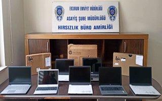 Erzurum'da aranan 6 şüpheli yakalandı