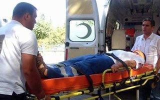 Bıçaklanan işportacı hastanede öldü