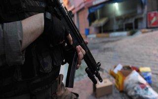 Horasan'da Terör Operasyonu: 10 Gözaltı