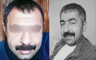 Erzurum'da Muhtar Elini Kana Buladı