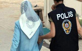 Erzurum'da FETÖ'nün 'il ablaları' yakalandı