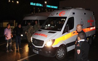 Karayazı'da çatışma: 1 uzman çavuş yaralı