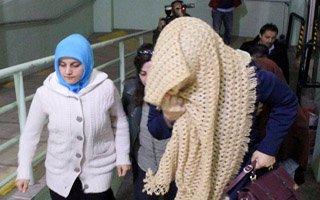 Gülen'in iki yeğeni Erzurum'a getirildi