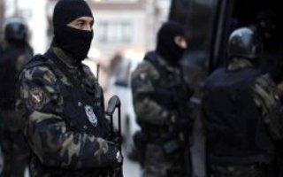 Erzurum'un 5 ilçesinde terör operasyonu
