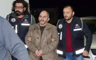FETÖ'nün Erzurum kasası tutuklandı