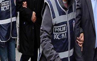 Erzurum'da çok sayıda Öğretmen gözaltında