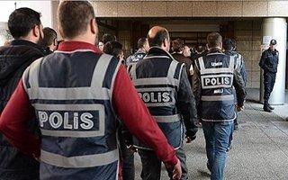 Erzurum'da 68 gözaltı