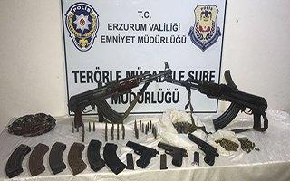 Tekman ve Karayazı'da terör operasyonu