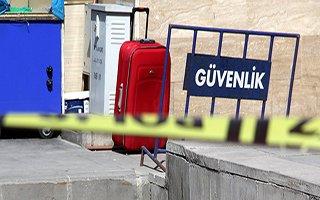 Erzurum'da Bomba Paniği!